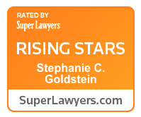 Stephanie Goldstein - Super Lawyers - Rising Stars