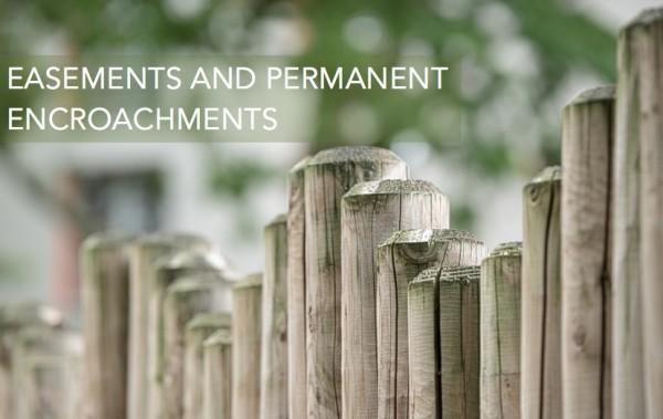 Easements-and-Permanent-Encroachments