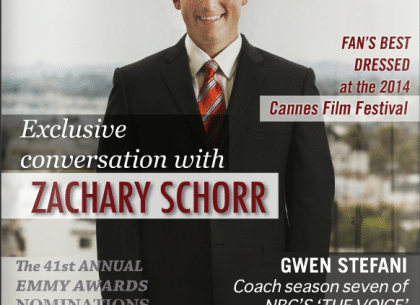 Hollywood Weekly - Los Angeles Real Estate Attorney Zachary Schorr