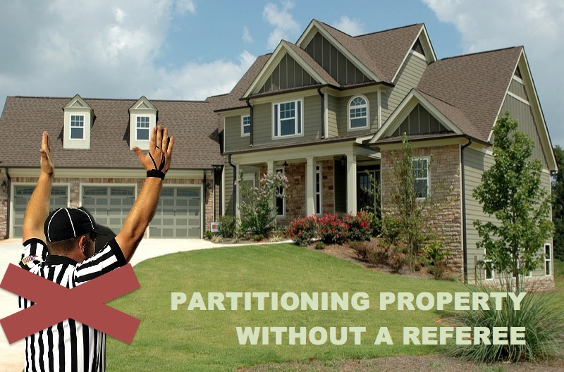 Partitioning-Property-Without-a-Referee