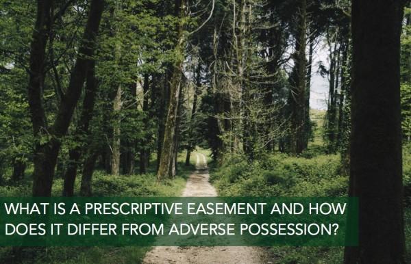 what-is-a-prescriptive-easem