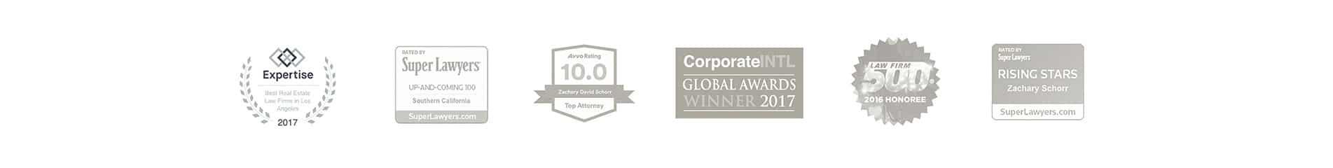 Schorr law real estate litigation attorneys awards solutioingenieria Gallery