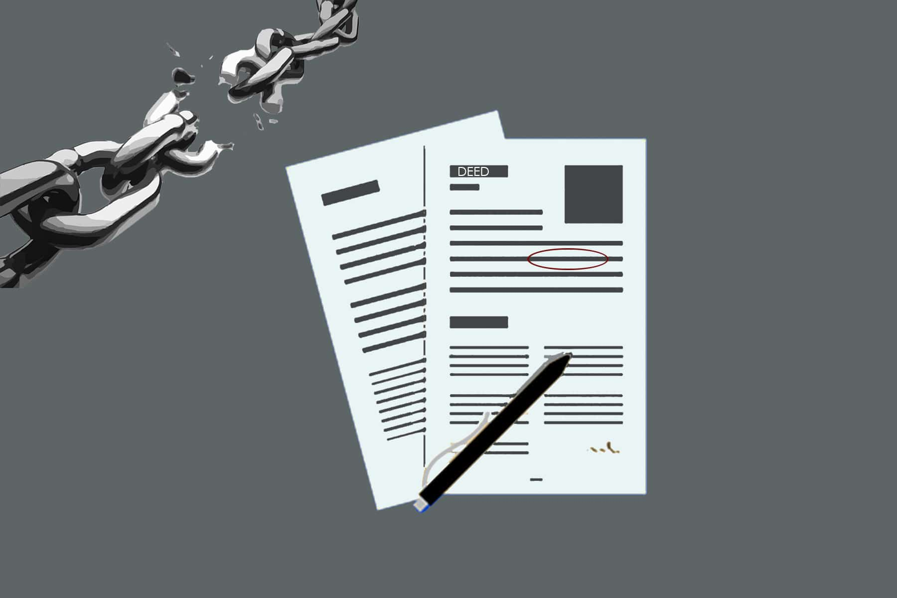 How Mistakes on a Deed Can Impact Chain of Title