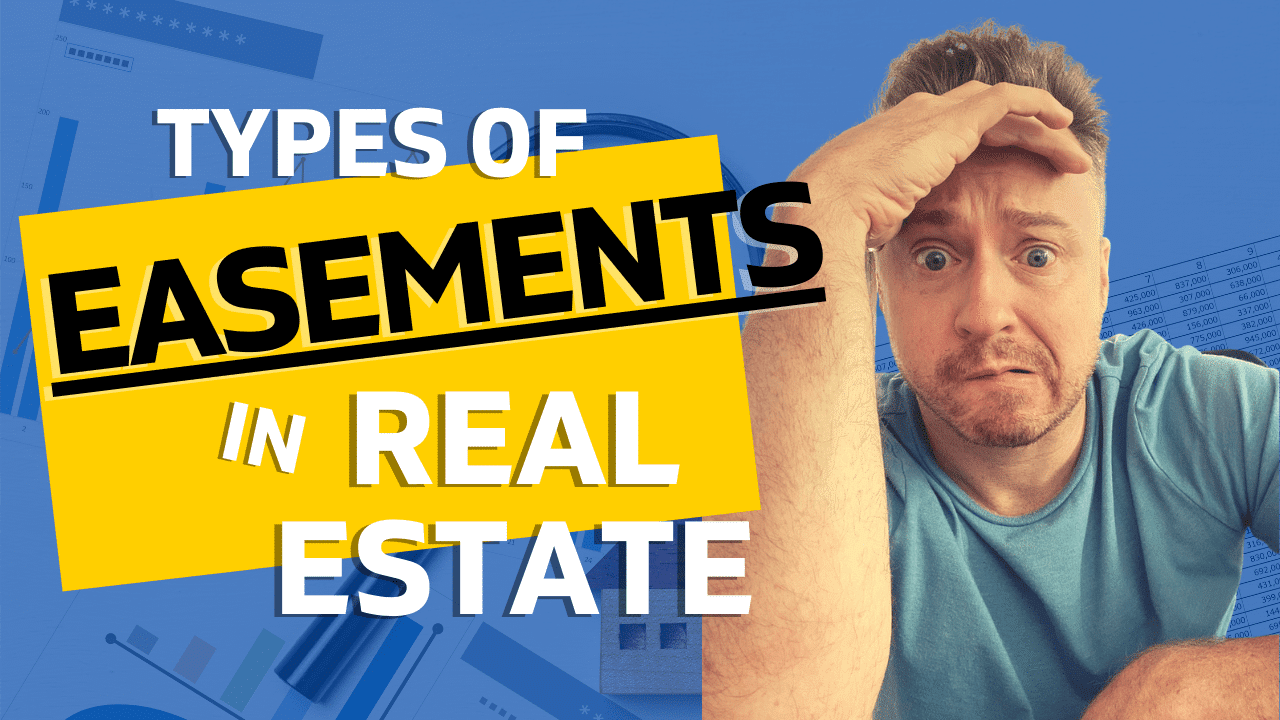 different types of easements in real estate