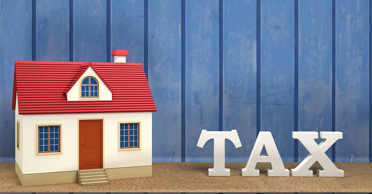 types of real property taxes